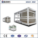 High Quality Prefabricated ISO Standard Container House for Vocation