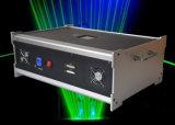 OEM Green DMX512 Laser Man Show 2000MW for Club Disco Holiday