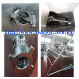 Beef Double-Screw Meat Mincer 1200kg Per Hour