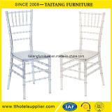 Wholesale Plastic Resin Clear Wedding Tiffany Chair