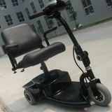 Electric Foldable Mobility Scooter with Three Wheel (DL24250-1)