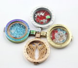 Factory Wholesaler 316L Stainless Steel Floating Locket