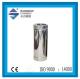 Double-Wall Stainless Steel Stove Pipe for Chimney Pipe