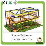 Kids Indoor Ropes Climbing Frameset for Mall (TY-170513-1)