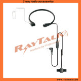 Walkie Talkie Throat Microphone Headset with Finger Ptt RTM-044044