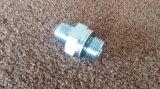 Jic Male 74° Cone/Bsp Male O-Ring Adapter (1JG)