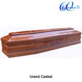 Wooden Italian High Gloss Interior Casket and Coffin