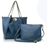 2015 New PU Leather Retro 3PCS Set Bags (XM045)