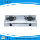 Table Type S/S Panel Town Gas Gas Stove