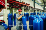 Oxygen Gas Cylinder GB5099 40L 150bar-China Gas Cylinder Manufacturer