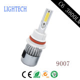 Philips LED Car Welcome Door Light with Super Brightness 7600lm LED Headlight and Car Body Kit
