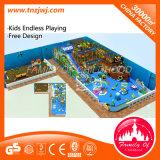 Indoor Play Maze Playground Equipment