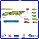 Hard Plastic Tackles Bevy Crank Fishing Lure