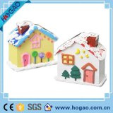 Small Polyresin House for Decoration