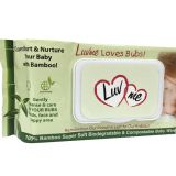 Baby Face and Hand Wipes with 100% Bamboo Nonwoven Spunlace