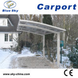 Polycarbonate and Aluminum Carport for Car Shed (B800)