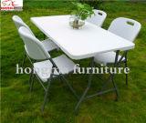 New 30*72'' Heavy Duty Plastic Folding in Half Table