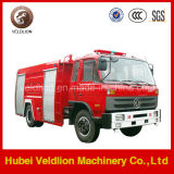 Dongfeng145 Chassis 6000L Water Tank 4X2 Fire Truck