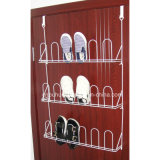 Over The Door Shoes Storage Rack (LJ5021)