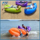 Custom Inflatable Sleeping Bag Air Beach Lazy Bag