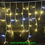 Outdoor Decorative Holiday LED Icicle Lights