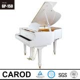 White Baby Grand Piano Gp150