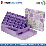 2017 Purple Paper Box Chocolate Paper Box for Sale