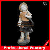 Girl Garden Marble Statue Marble Sculpture Stone Carving