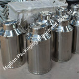 High Quaity Stainless Steel Transport Milk Cans in Sale