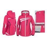 2015 Ladies Functional Waterproof Ski Jacket