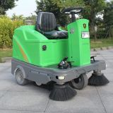 Battery Power One Seat Dust Sweeping Vehicle (DQS12/12A)