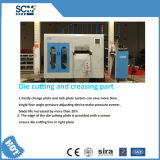 Flatbed Creasing and Cutting Machine for Paper Box & Corrugated Carton