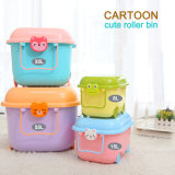 Cartoon Storage Plastic Container Storage Box