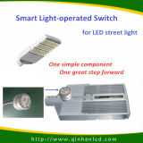180W IP65 LED Street Light with Smart Light Sensor Switch