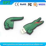 Customized Shark Shape PVC Memory Disk USB Flash Drive (EG548)