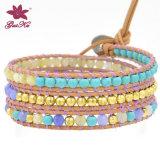 Colorful Shambhala Fashion Bracelet (2015 Wvb-139)