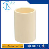 White Color Plumbing Fittings PVC Coupling