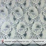 Soft Cotton Lace Fabric with Eyelash (M2197-M)