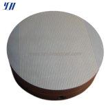 Fine Pole Round Permanent Magnetic Chuck (P: 0.5+1.5)