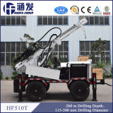 Upgrate Model Hf510t Trailer Type Water Drilling Rig for Sale