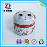 Tin Round Can for Cup, Tin Box, Gift Tin Cans