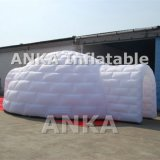 New Design Giant White Color Inflatable Tennis Sports Tent