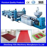 PVC Carpet Plastic Extrusion Machine