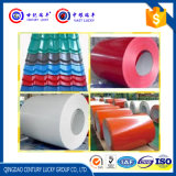 Color Coated Galvanized Steel Coil for Roofing (PPGI PPGL)