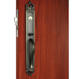 Antique Mortise Entrance Door Lock Classical Style
