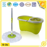 PP Material and Stainless Steel Pole Material Mop Bucket (s-3s)