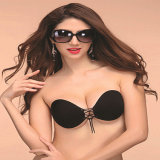 Mulity Colors Strapless Self Adhesive Push-up Silicone Bra