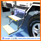Electric Aluminumfolding Step for Motorhome with CE Certificate and Loading 250kg