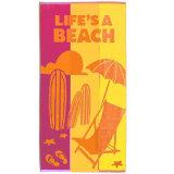 Kids Cotton Printing Velour Beach Towel of Multi Designs