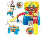 Plastic Toy Set Child Toy Tool Set for Boy (H0535162)